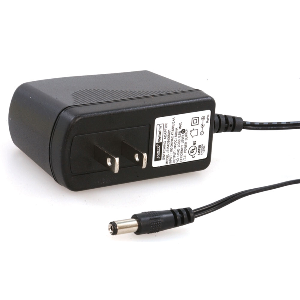 AC to DC Power Supply Wall Adapter Transformer Single Output 24 Volt 0.63 Amp 15