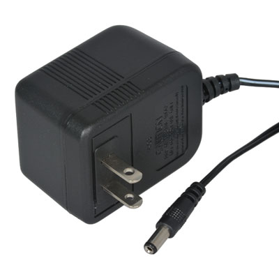 3.2 H x 2.2 W x 1.9 D Plug 2.1 mm Black Jameco Reliapro ACU090100 Transformer AC to AC Wall Adapter 9 Volt Straight 1000 mA Female