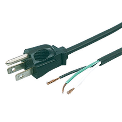 m682 12 jameco valuepro 6 foot sjt power cord with. Black Bedroom Furniture Sets. Home Design Ideas