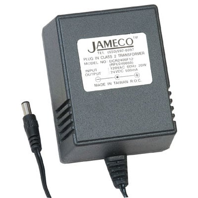 DFU240050D3030: Jameco Reliapro : AC to DC Power Supply Wall