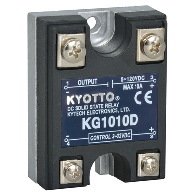 KG1010D Kyotto pRelay Solid State 32 Volt DC Input 10 Amp 120