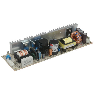 LPS-100-27: MEAN WELL : AC to DC Power Supply Open Frame Single ...