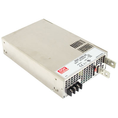 RSP-2400-48: MEAN WELL : AC to DC Power Supply Single Output 48 Volt