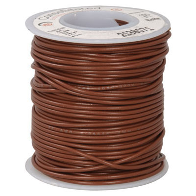 9306 1 jameco valuepro 22 awg pvc insulated stranded tinned 22 awg pvc insulated stranded tinned copper wire brown keyboard keysfo Gallery