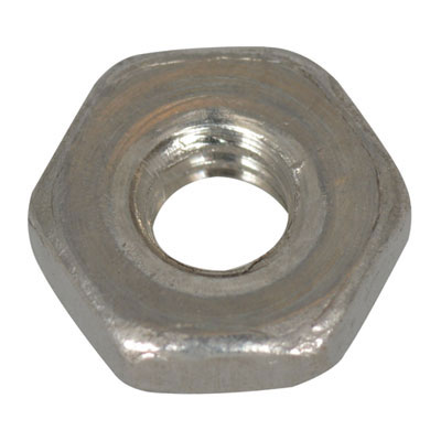2-56HES-SS: Arndt : 2-56 Stainless Steel Hex Nut : Electromechanical