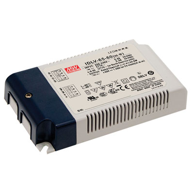 IDLV-65-12: MEAN WELL : 12V 4 2A 50W PWM Output Indoor LED