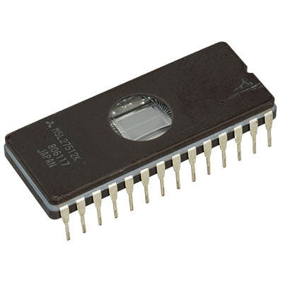 M5L27512K: Mitsubishi Electric and Electronics USA : EEPROM