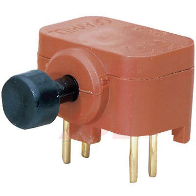 39 261 Red Grayhill Push Button Switch N O N C