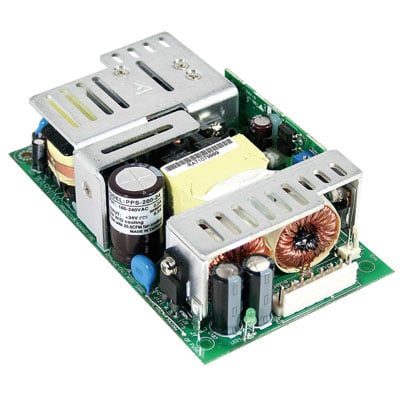 PPS-200-5: MEAN WELL : 130W Open-Frame Switching Power Supply with ...