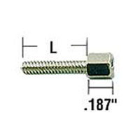View 14-556-L15.7: Brass Jack Screw Hex Head Chrome (Hardware)