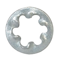 View 33708: Hardware Internal Tooth Lock Washer #8 .323 Inch L