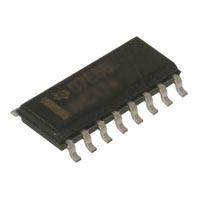 View TLC5628IDW: Digital to Analog Converter 8 Channel Resistor-String 8 Bit 16 Pin SOIC Tube Onvertor