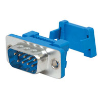 View 1007-9P/M-R: Connector IDC D-Sub Male 9PIN 1A Metal Housing