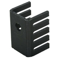 View 577202B00000G: Heat Sink Passive TO-220 24.4°C/W Black Anodized