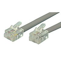 View 306-707SL: Modular Network Cable RJ11-6P6C
