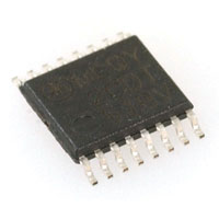 View ADC108S022CIMT/NOPB: Octal Channel Single Analog to Digital Converter SAR 200KSPS 10 Bit Serial 16 Pin Tssop