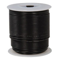 View 820-0.: 20 AWG Dual Rated Stranded Hook-Up Wire 100 Foot