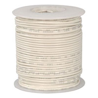 View 818-9*: 22 AWG Dual Rated Stranded Hook-Up Wire 100 Foot