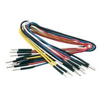 View J-50-R: Reinforced Jumper Wires Length: 50MM (1.97 Inch )