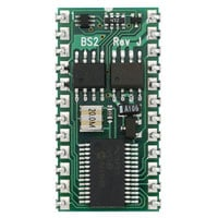View BS2-IC: Basic Stamp 2 Module Processor Speed: 20 MHz (Prototyping Systems)