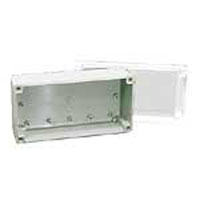 View 203-112C-1-R: Case ABS Enclosure with Clear Top 4.9 Inch L