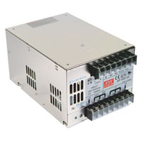 View SP-500-24: SP-500 480W AC/DC Enclosed Switching Power Supply