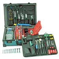 View 1PK-1990A: 116 Piece Professional Tech Service Tool KIT Brush
