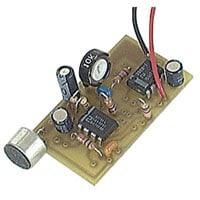 View AA-1D: Super Snooper Big Ear Audio Amplifier Kit (