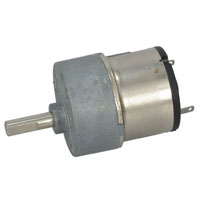 View GH12-1926Y-F-R: 12VDC Reversible Plastic Gear Head Motor