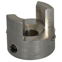 View M01-0002: Shaft Coupler .197 Bore 0.197 Inch (5.00MM) Hub