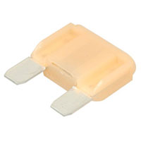View 0299080.ZXNV: 299 Fuse Maxi Blade 32VDC 80A (Circuit Protection)