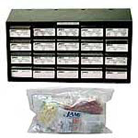 View MONOLITHIC KIT: Monolithic Ceramic Capacitor Kit 10 Pcs. 22pf