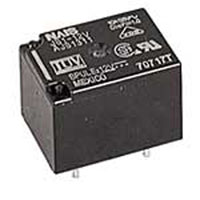 View JS1-12V-F: JS Small PC Mount Relay Contact Form: SPDT (Power)