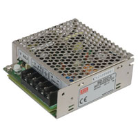View SD-25A-12: 25.2W Enclosed DC/DC Converter Input Voltage Range: 9V-18V