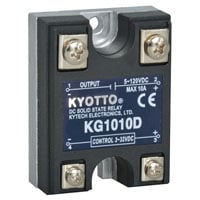 View KG1010D: DC/DC Solid State Relay 4 Pins