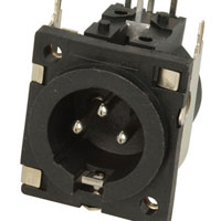View PQG3MST111: PQG PQG® Receptacle -3 Pin PC Mount (Audio/Video)