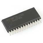 View AD1674ARZ: ADC Mono 12 Bit Analog to Digital Converter IC
