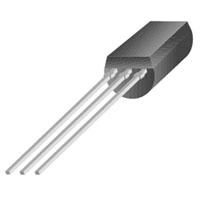 View AD22103KTZ: Temperature Sensor Analog 3 Pin TO-92 NV
