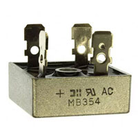View MB254: Diode Bridge Rectifier 25A 400V MB35
