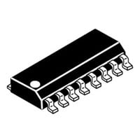 View AD7417BRZ: Single Analog to Digital Converter SAR 10 Bit Serial 16 Pin SOIC N