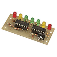 View VM-2: DC Voltage Monitor KIT with 7 LEDs