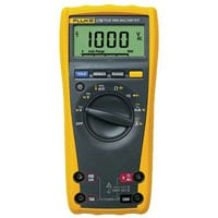 View FLUKE-179 ESFP: Fluke 179 Digital Multimeter with Built-in Thermometer