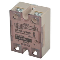 View G3NA-210B-DC5-24: DC-to-AC Solid State Relay