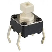 View B3F-1050: B3F Series Miniature Tactile Key Switch
