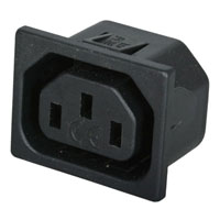 View K2415: Female AC Power Inlet Receptacle