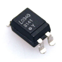 View LTV-8141S: Optocoupler AC Input 1 Channel Darl DC Output 4 Pin Plastic DIP SMD