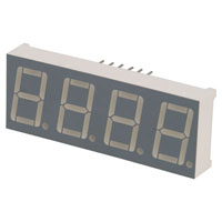 View LFD5221-20/A-PF: 4 Digit 7 Segment Numeric LED Display