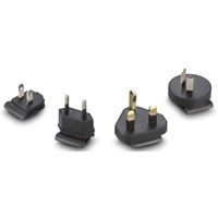 View AC PLUG-MIX: Universal Wall Adapter Clips (AC-to-DC Switching)