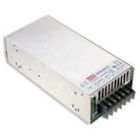 View HRP-600-5: AC to DC Power Supply 600W Single Output with PFC Function