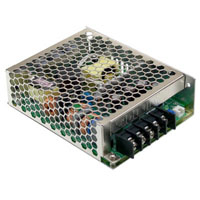 View HRP-75-5: AC to DC Power Supply 75W Single Output with PFC Function